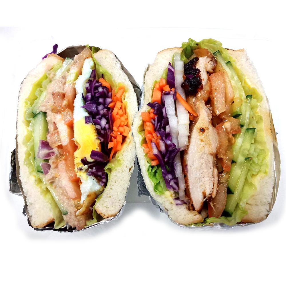 food delivery kuala klawang Jelebu Wanpaku sandwich